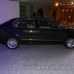 2014 Skoda Superb facelift launch images side