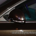 2014 Skoda Superb facelift launch images wing mirror