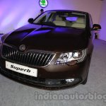 2014 Skoda Superb facelift launch images