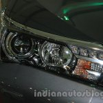 2014 Toyota Corolla headlamp fascia at Auto Expo 2014