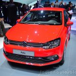 2014 VW Polo facelift at Geneva Motor Show 2014