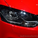 2014 VW Polo facelift headlamp at Geneva Motor Show 2014