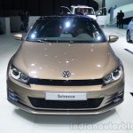 2014 VW Scirocco Facelift front at Geneva Motor Show