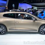 2014 VW Scirocco Facelift side at Geneva Motor Show