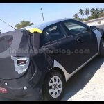 2015 Hyundai i20 IAB spied side profile