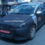 2015 Hyundai i20 front spyshot from Chennai