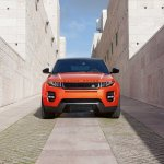 2015 Range Rover Evoque Autobiography Dynamic Press Shot front view