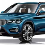 2016 BMW X1 rendering Automobile Magazine