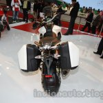 Aprilia Caponord 1200 rear at Auto Expo 2014