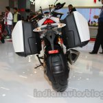 Aprilia Caponord 1200 rear fascia at Auto Expo 2014
