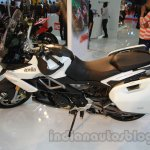 Aprilia Caponord 1200 side at Auto Expo 2014