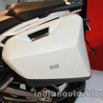 Aprilia Caponord 1200 utility box at Auto Expo 2014