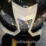 Aprilia Caponord headlamp 1200 at Auto Expo 2014