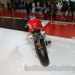 Aprilia RSV4 R ABS rear at Auto Expo 2014