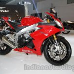 Aprilia RSV4 R ABS side at Auto Expo 2014