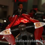 Aprilia RSV4 R ABS stoplight at Auto Expo 2014