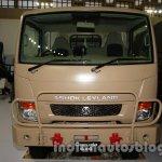 Ashok Leyland Garuda 4x4 front live