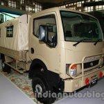 Ashok Leyland Garuda 4x4 front three quarter live