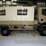Ashok Leyland Garuda 4x4 side live