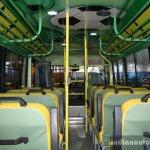 Ashok Leyland MiTR school bus seats live