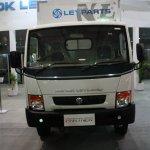 Ashok Leyland Partner curtain slider front live