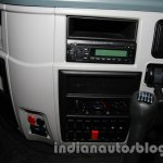 Ashok Leyland Stallion 6X6 centre console live