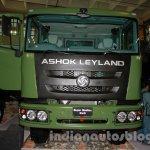Ashok Leyland Stallion 6X6 front live