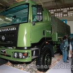 Ashok Leyland Stallion 6X6 front three quarter live