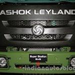 Ashok Leyland Stallion 6X6 grille live