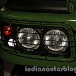 Ashok Leyland Stallion 6X6 headlamp live