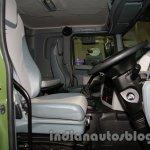 Ashok Leyland Stallion 6X6 interior live