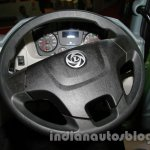 Ashok Leyland Stallion 6X6 steering wheel live