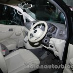 Ashok Leyland Stile customized dashboard driver side at Auto Expo 2014