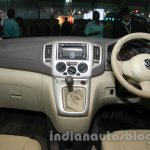 Ashok Leyland Stile customized dashboard full at Auto Expo 2014