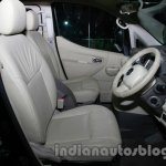 Ashok Leyland Stile customized front seats at Auto Expo 2014