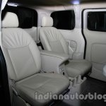 Ashok Leyland Stile customized rear captain seats at Auto Expo 2014