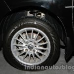 Ashok Leyland Stile customized wheel at Auto Expo 2014