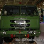 Ashok Leyland Super Stallion 10X10 nose live