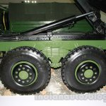 Ashok Leyland Super Stallion 10X10 wheels live