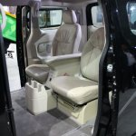 Ashok Leyland customised Stile captain seats live