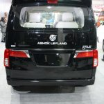 Ashok Leyland customised Stile rear live