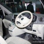 Ashok Leyland customised Stile steering live