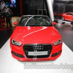 Audi A3 Cabriolet at Auto Expo 2014 front 2