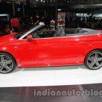 Audi A3 Cabriolet at Auto Expo 2014 side 2