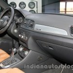 Audi Q3 special edition Auto Expo dashboard