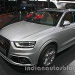 Audi Q3 special edition Auto Expo front quarter