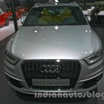 Audi Q3 special edition Auto Expo front