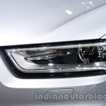 Audi Q3 special edition Auto Expo headlight