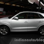 Audi Q3 special edition Auto Expo side view