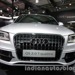 Audi Q5 special edition Auto Expo front